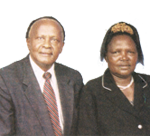 Joseph & Grace Kavuli